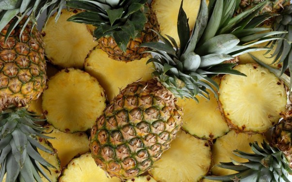 Pineapple for natural painkiller