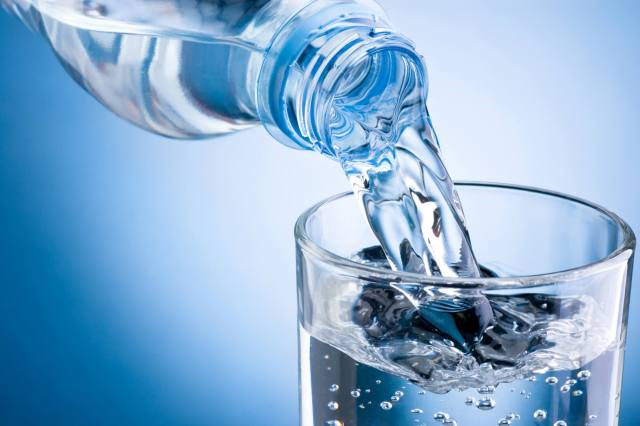 Drinking water for pregnancy