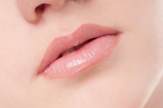 Lip Scrub for Pink lips