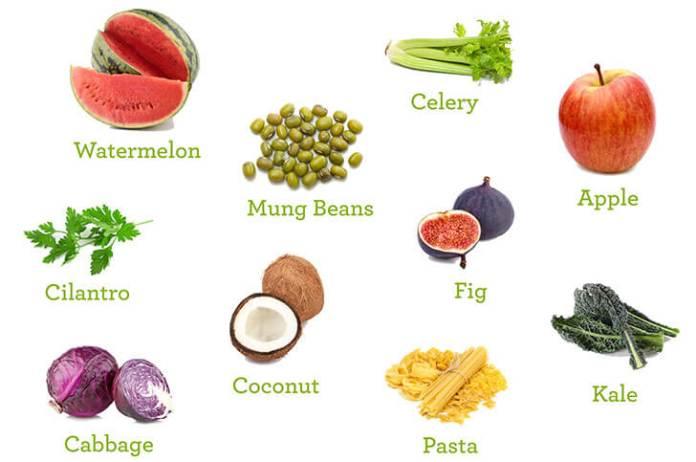 Fruits for Pitta dosha