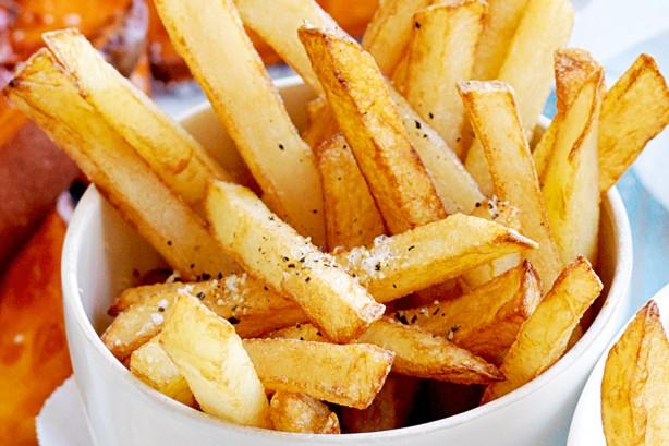fries of potato