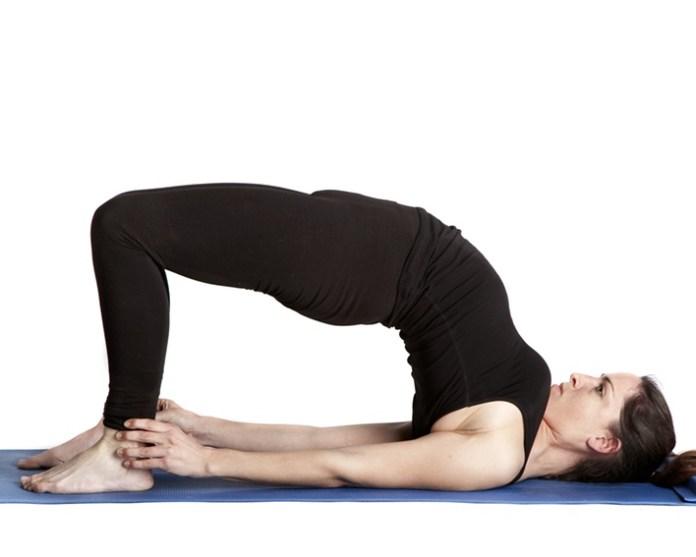 setu bandhasana yoga