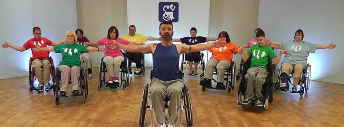 exercise ideas for wheelchair users