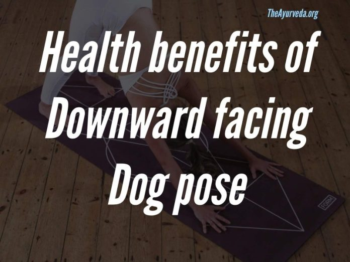 health benefits of downward facing dog pose