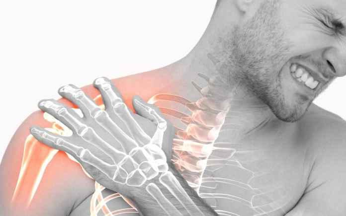 treatment for frozen shoulder