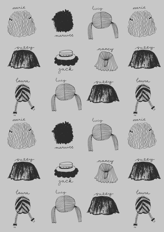 kids hairs