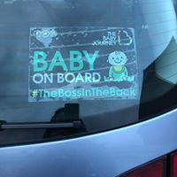 Spot a car sticker, win a prize!