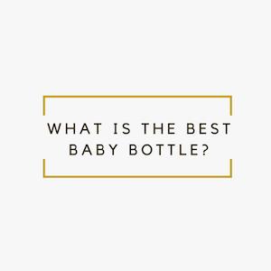 Best Baby Bottle in 2020: Comotomo vs Tommee Tippee vs