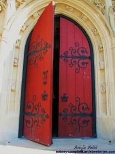 open door two
