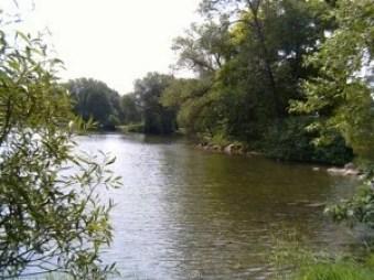 lake summer