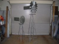 News Info: Detail Plans for building a model windmill