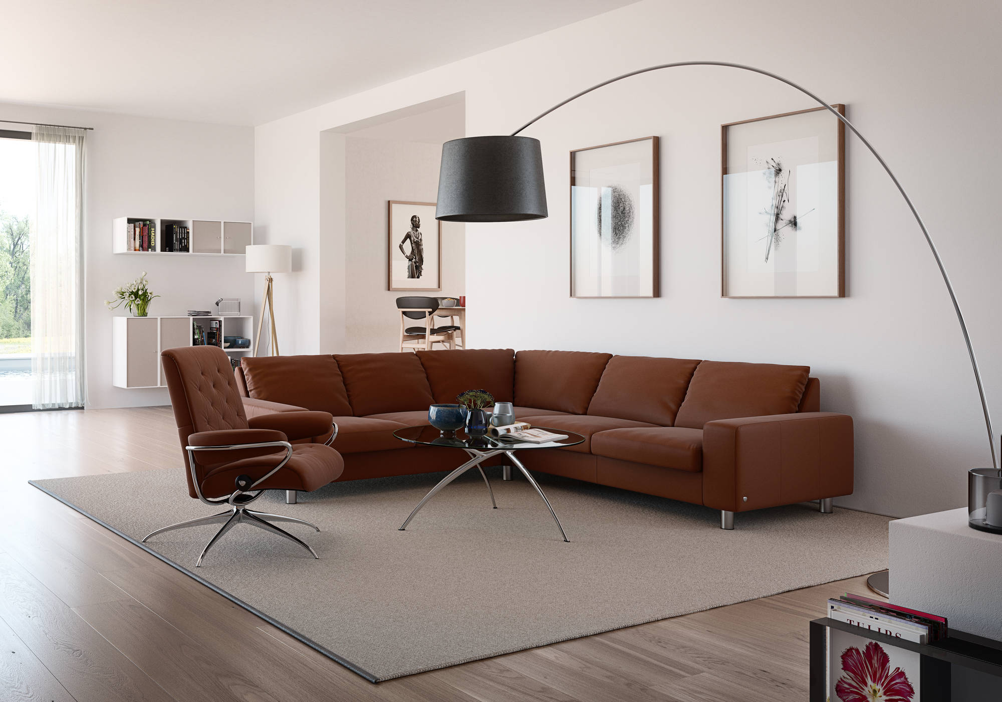 5 Tips For Decorating With Brown Leather Furniture Blog