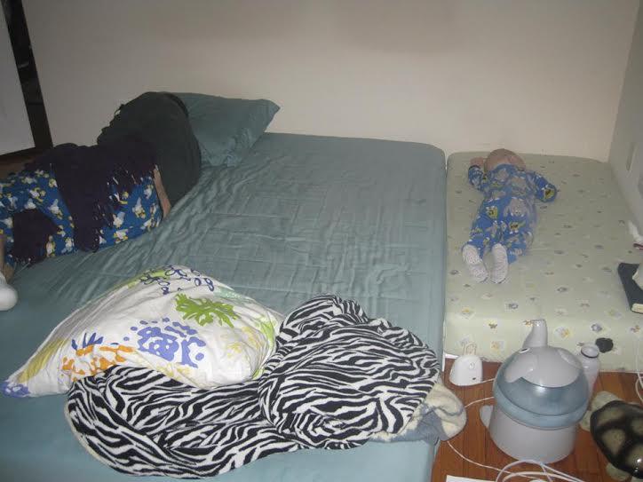 Safe Cosleeping With Multiples  The Badass Breastfeeder