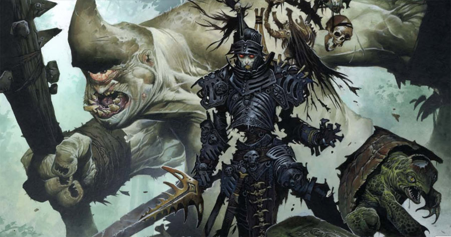 """WTF. D&D: The Goofiest Monsters of Pathfinder's """"Bestiary 3"""" 
