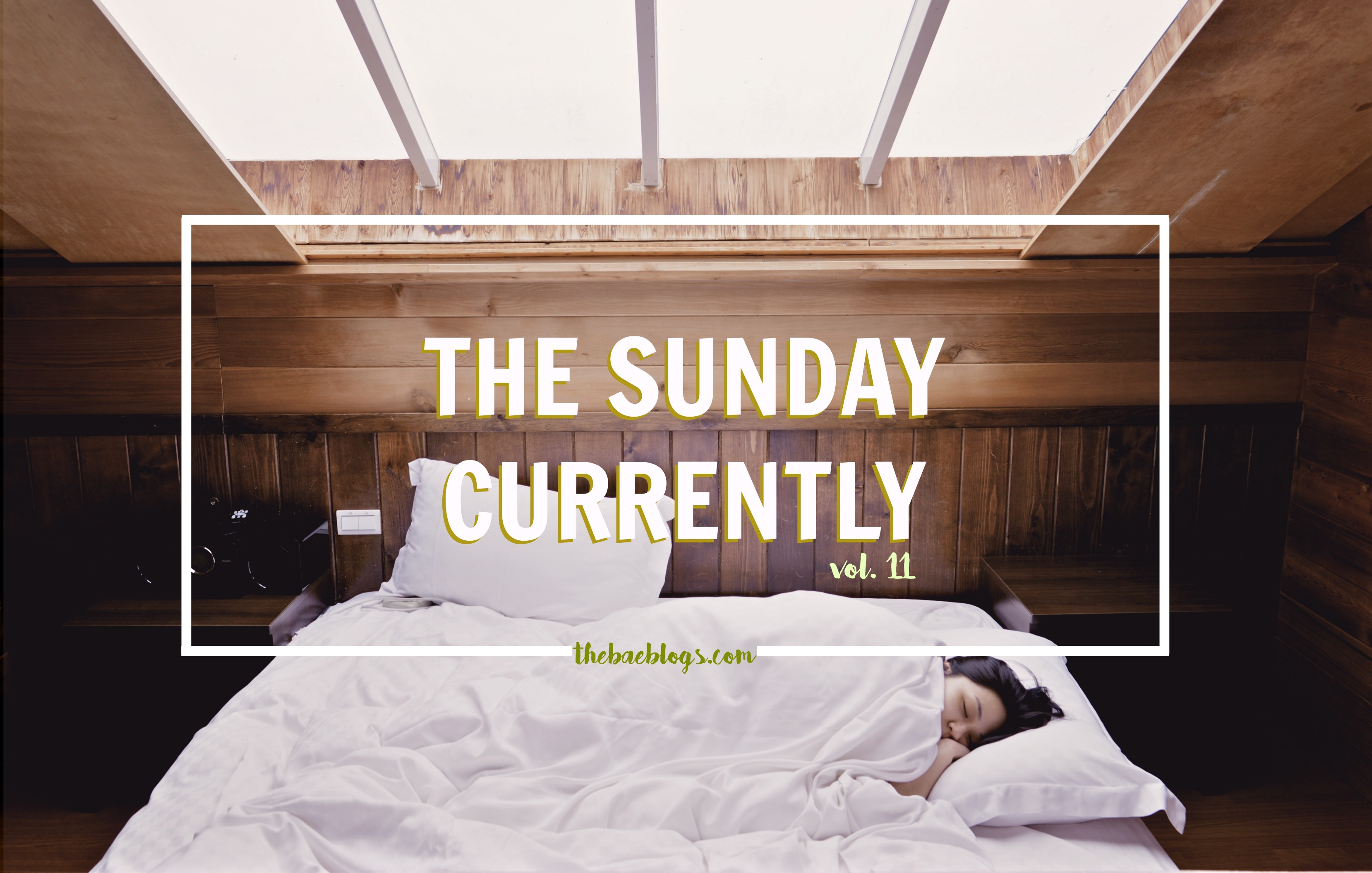 the-sunday-currently-vol-11