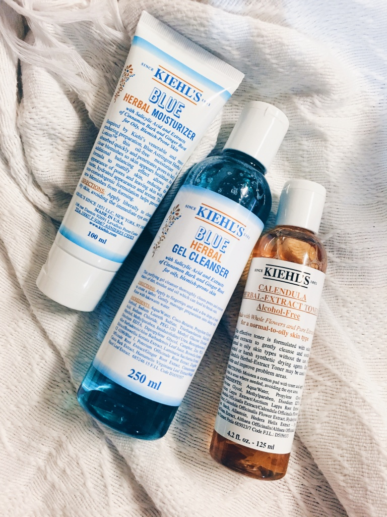 Kiehl's Product Review