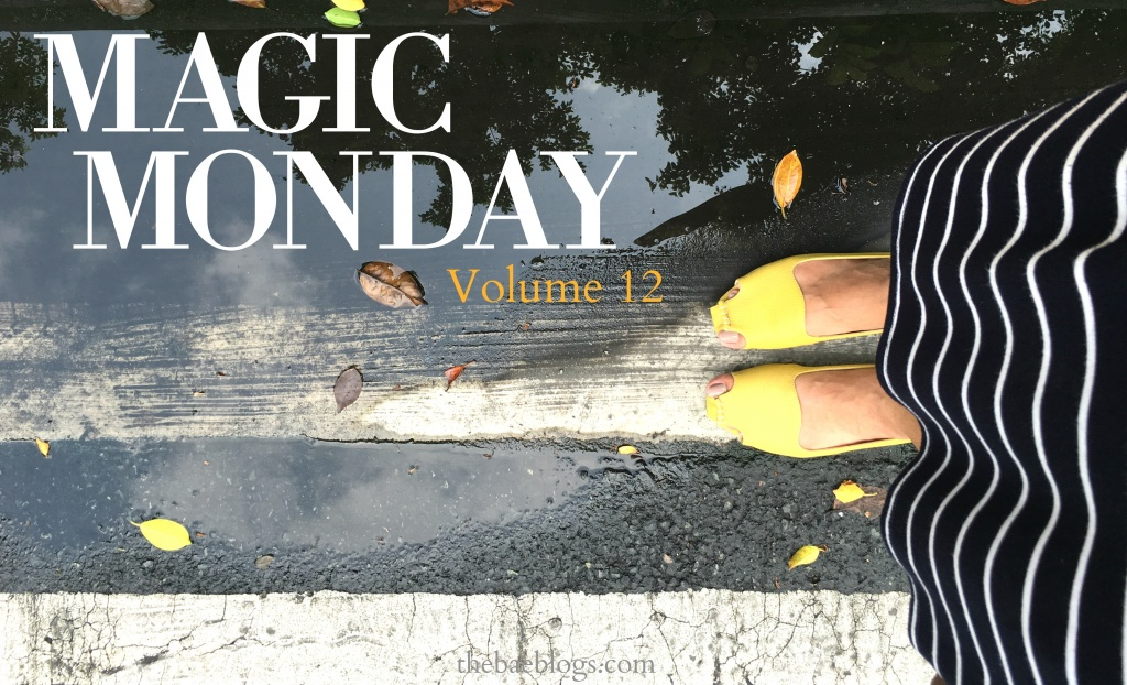 Magic Monday | Vol. 12