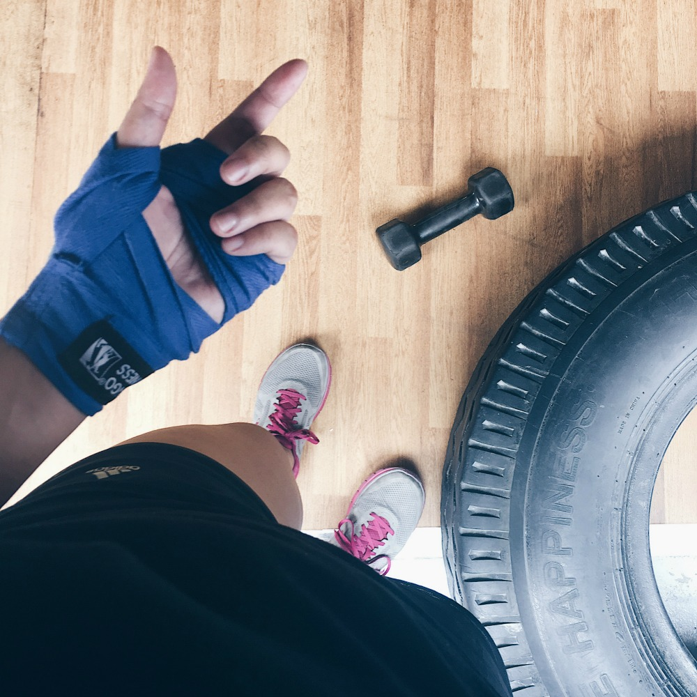 My First Ever Boxing Experience |The Bae Blogs by Bae Milanes