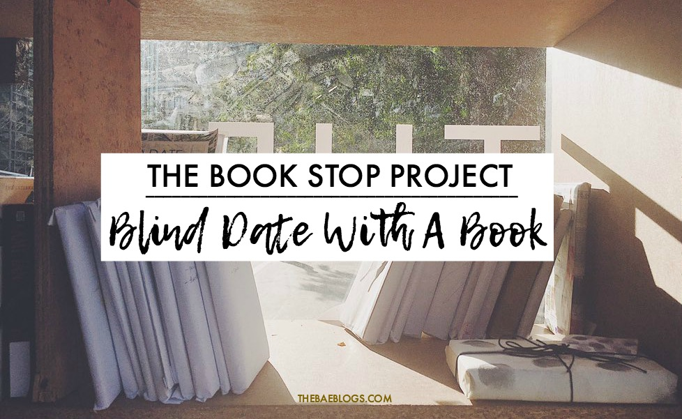 The Book Stop Project: Blind Date With A Book 📚