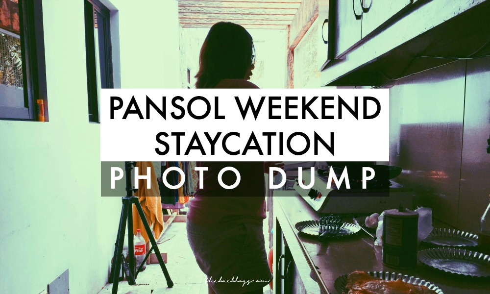 PHOTO DUMP | Pansol Weekend Staycation • Day II