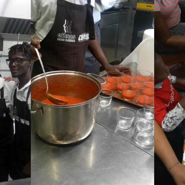 REFUGEE FOOD FESTIVAL A FIRENZE: QUANDO IL CIBO UNISCE