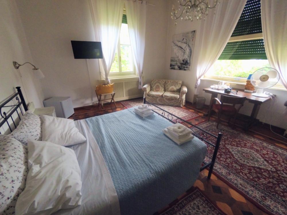 Camera Villa del Cigno