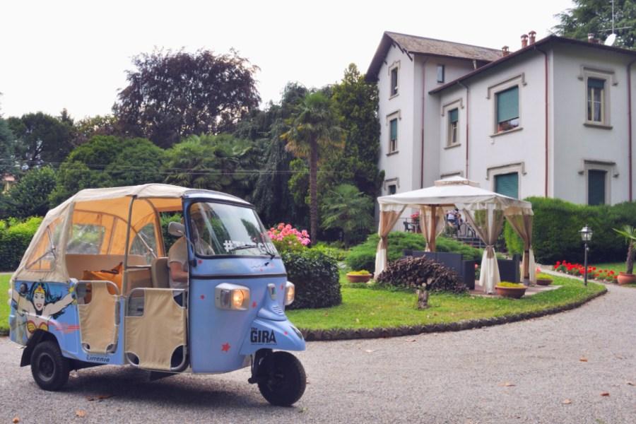 Villa del cigno calessino