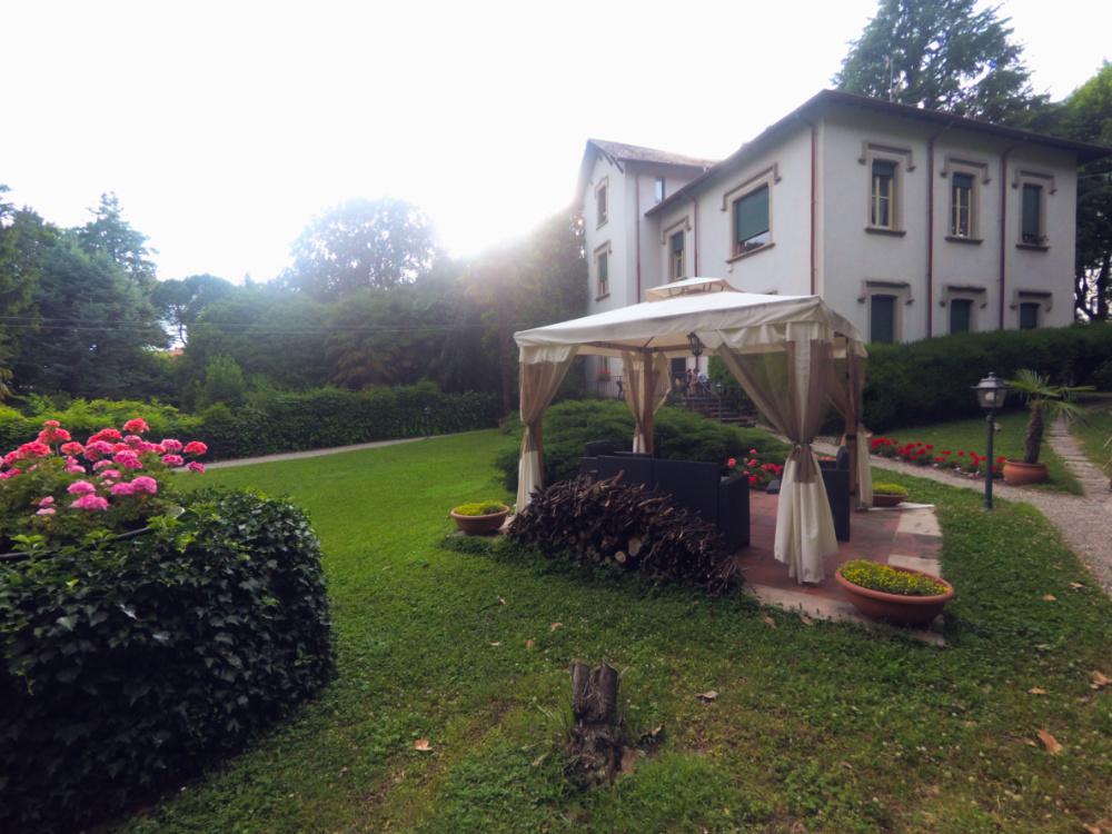 Villa del Cigno