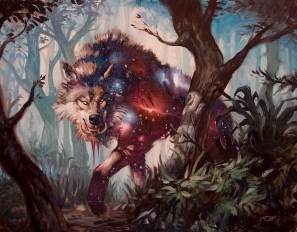 Art Wolf Nyxborn