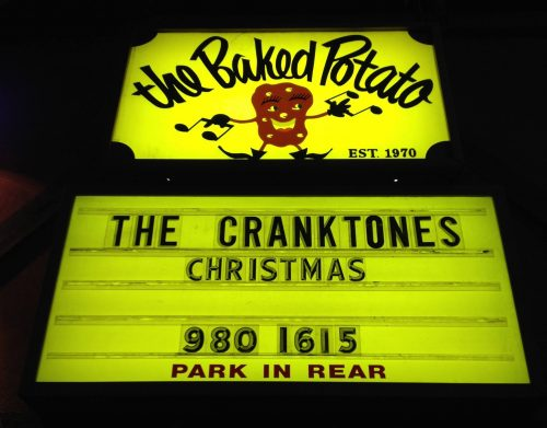 Christmas with the  Cranktones
