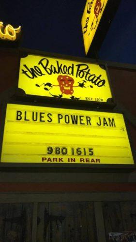 NAMM Monday Blues Power Jamm