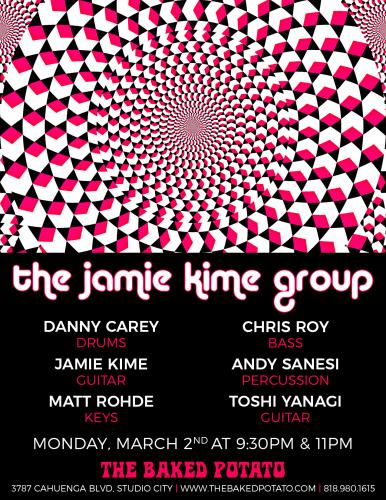 Jaime Kime Band