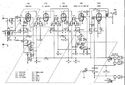 Vintage Radio Power Supplies