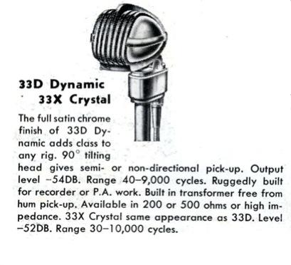Turner Microphones