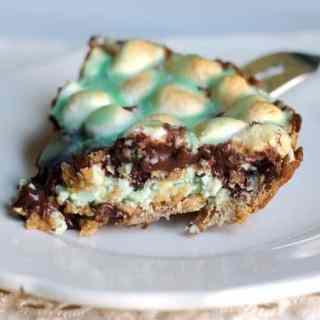 {Milk Bar Monday} Grasshopper Pie
