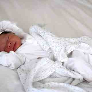 I had a baby!