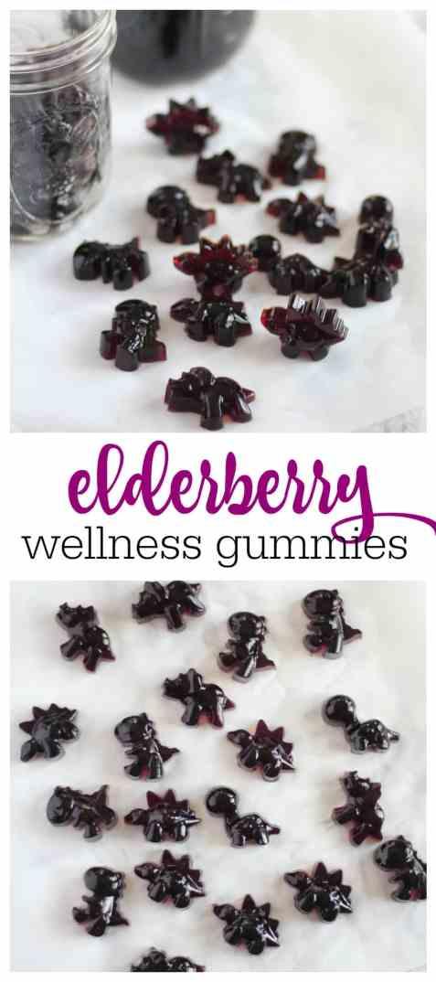Elderberry Wellness Gummies