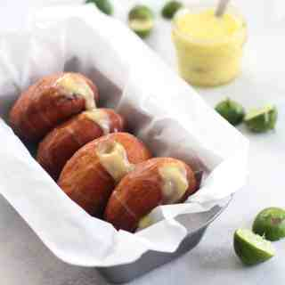 Key Lime Donuts