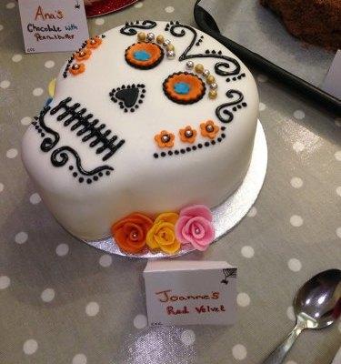 Clandestine Cake Club – Halloween Event