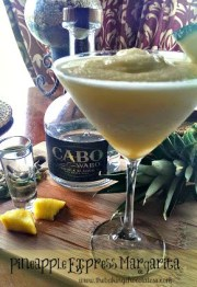 pineapple express margarita