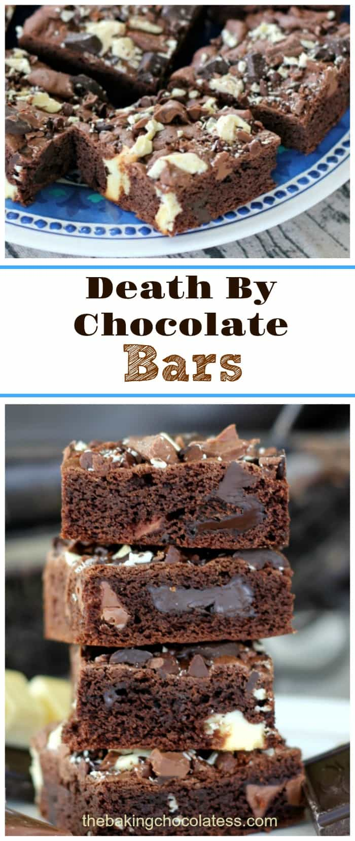 Death By Chocolate Bars
