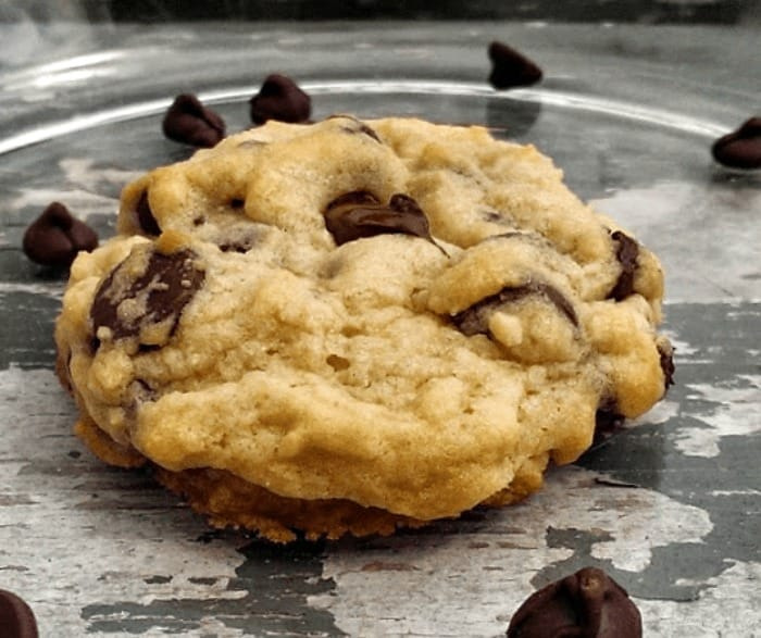 Soft Batch Chocolate Chip Cookies! Pure Nirvana!