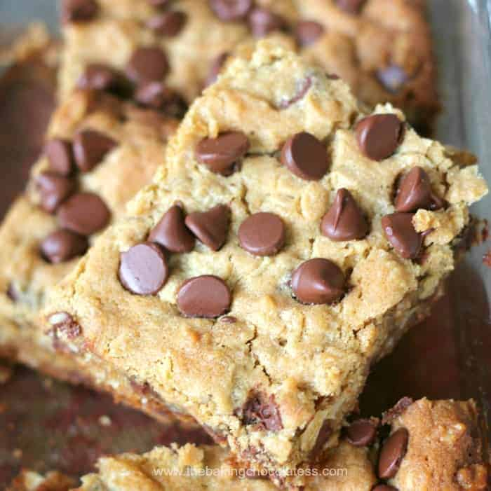 peanut butter chocolate dream bars5