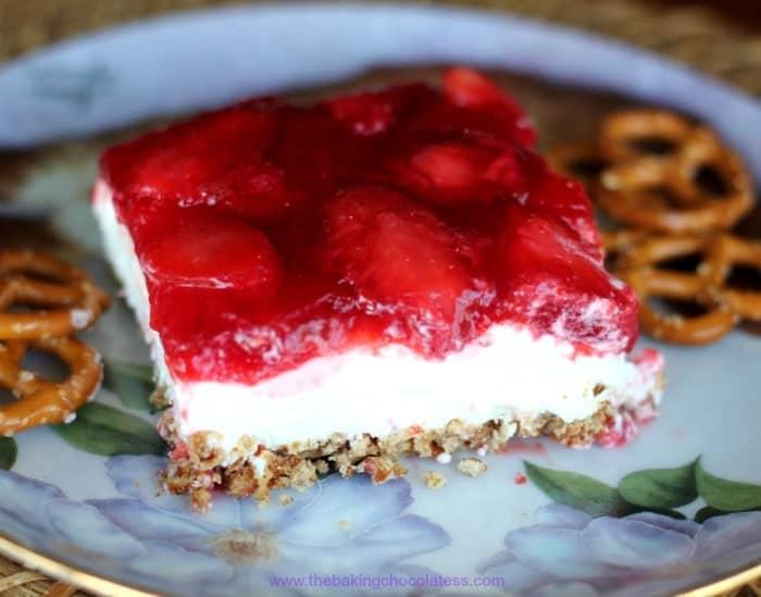 No Bake Fluffy Cheesecake Recipe