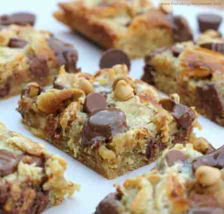10 Over-The-Top Blondies That Will Make Your Head Spin