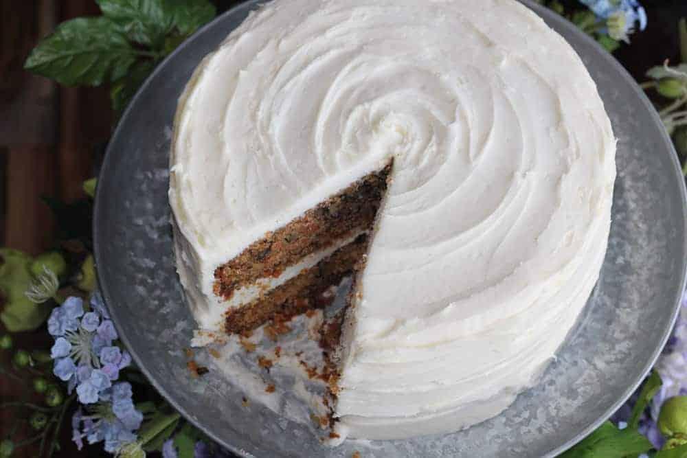 Ultimate Carrot Cake