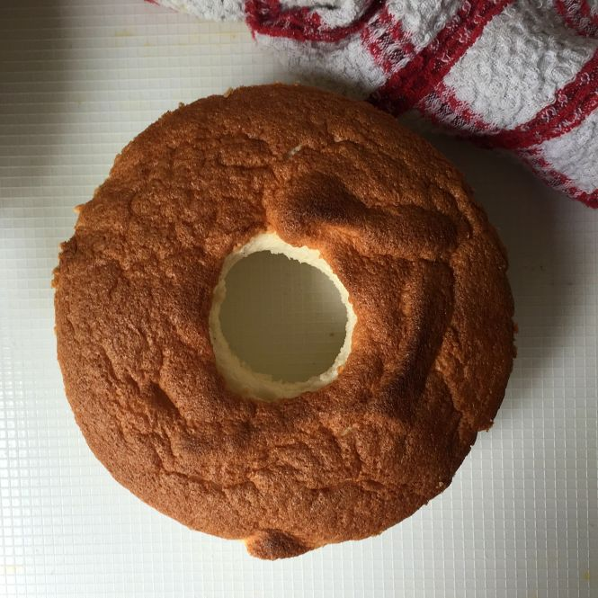 Angel Food Cake 4