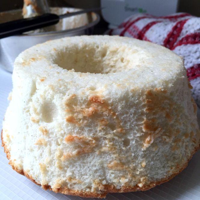 Angel Food Cake 5