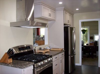 how to remodel kitchen gray cabinets steps remodeling your