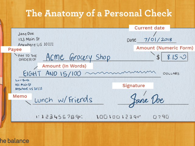 How to Write a Check: A Step-by-Step Guide